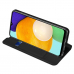 Capinha Galaxy A03s de Couro Flip Skin Pro Series Preto