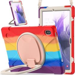 Capa Samsung Tab S7 FE com Suporte LGBT