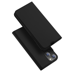 Capa Carteira iPhone 13 Mini Skin Pro Series Preto