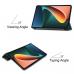 Capa Xiaomi Pad 5 Couro Flip 3 Dobras Verde