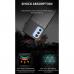 Capa de Celular Motorola Edge 20 PRO Thunderbolt Verde