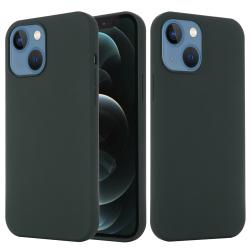 Capa MagSafe iPhone 13 Mini Silicone Verde