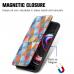 Capinha Carteira Motorola Edge 20 PRO Mandala