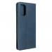 Capa de Couro Samsung Galaxy S20 Ultra Azul
