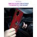 Capa Galaxy A71 com Anel de Suporte Preto