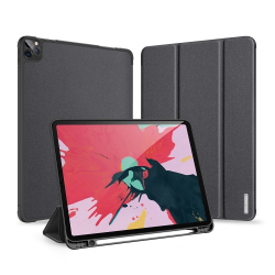 Capa iPad Pro 11 (2020) Domo Series Preto