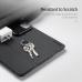 Capa iPad Pro 12.9 2020 Domo Series Preto
