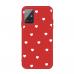 Capa Galaxy A71 TPU Corações Vermelho