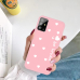 Capa Samsung Galaxy S20 TPU Corações Rosa