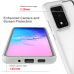 Capa Samsung S20 Duas Camadas Branco