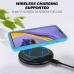 Capa Samsung A51 Duas Camadas Protetoras Preto