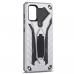 Capa Samsung A71 Antichoque Prata