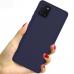 Capa Samsung Note10 Lite TPU Azul