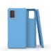 Capa TPU Samsung A71 Azul