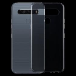 Capa LG K61 TPU Transparente