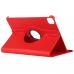 Capa iPad Pro 11 (2020) de Couro 360 Vermelho
