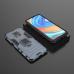 Capa Xiaomi Note 9S com Anel de Suporte Cinza