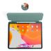 Smart Cover iPad Pro 12.9 2020 com Slot para Caneta Rosa