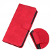Capa Motorola Moto G8 Couro Vermelho