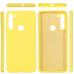 Capa Motorola Moto G8 Silicone Amarelo
