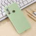 Capa Motorola Moto G8 Silicone Verde