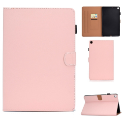 Capa Samsung Tab S6 Lite P615/P610 Couro Flip Rosa