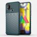 Capa Samsung Galaxy M21s TPU Thunderbolt Verde