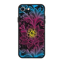 Capa iPhone SE 2020 Flor Degradê