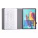 Capa e Teclado Bluetooth Samsung Tab S6 Lite P615/P610 Dourado