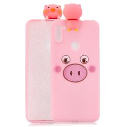Capa Samsung Galaxy A11 Porco