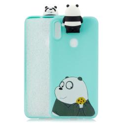 Capa Samsung Galaxy A11 Urso