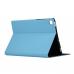 Capa Samsung Tab S6 Lite P615/P610 Couro Flip Azul