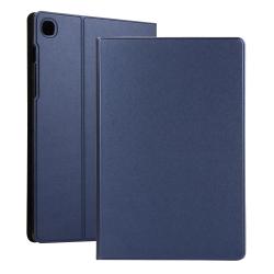 Capa Samsung Tab S6 Lite P615/P610 Couro Flip Azul Escuro