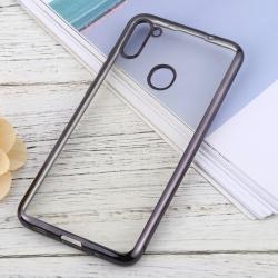 Capa para Samsung A11 TPU Transparente Preto