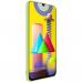 Capa Silicone Samsung Galaxy M21s Verde