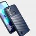 Capa Moto G8 Power Lite TPU Thunderbolt Azul