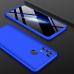 Capa em 3 Partes Samsung Galaxy M31 Azul