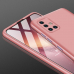 Capa Samsung A51 3 Partes de Encaixe Rosa