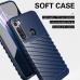 Capa Motorola One Fusion+ Plus TPU Thunderbolt Azul