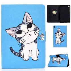Capa Samsung Tab S6 Lite P615/P610 Gato