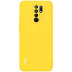 Capa de Silicone Redmi 9 Amarelo