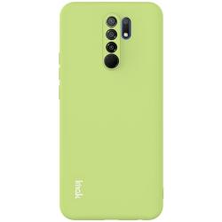 Capa de Silicone Redmi 9 Verde