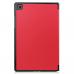 Capa Samsung Tab A7 Smart Flip Vermelho