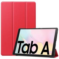 Capa Samsung Tab A7 10.4 (2020) Smart Flip Vermelho