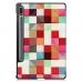 Capa Smart Samsung Galaxy Tab S7 Colorido