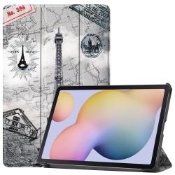 Capa Smart Samsung Galaxy Tab S7 Torre Eiffel