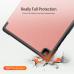 Capa Samsung Tab A7 Domo Series Rosa