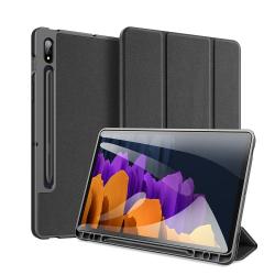 Capa Samsung Tab S7 T875 Domo Series Preto