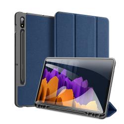 Capa Samsung Tab S7 T875 Domo Series Azul