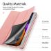 Capa Samsung Tab S7 T875 Domo Series Rosa